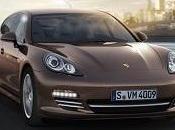 Porsche Panamera Platinum Edition 2013 avec moteur seulement