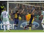 Barcelone Celtic Glasgow (2-1) ders