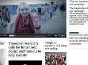 Récompense pour campagne vélo journal Times