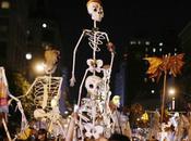Défilé d'Halloween York