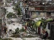 Cuba après passage l'ouragan Sandy
