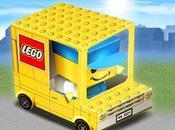 Papertoy LEGO Truck BoxZet