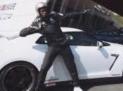 Grosse suée pour Usain Bolt Nissan GT-R