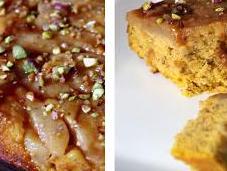 Moelleux d'Automne: Noisette, Butternut, Poires Caramel