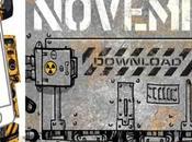 Calendrier 'Phone Dock' Novembre