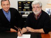 Disney rachète LucasFilm annonce Star Wars