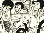 Sortie DVD/Blu-Ray Jackson série animée américaine