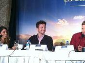 Conférence Presse avec Nikki,Elizabeth,Jackson Kellan.