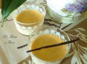 Crème prise réglisse vanille