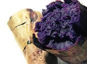 Sweet purple porridge