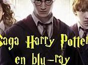 [critique] Saga Harry Potter blu-ray