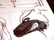 [BLACK FOREST] Loup Dimanche Après-midi.