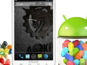 Galaxy Note Fuite Jelly Bean 4.1.2