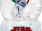 boule neige R2D2