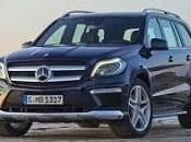Mercedes-Benz Classe 2013 d'écran pour passagers arrière