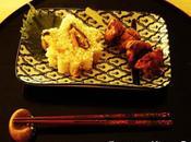 recette truffé Champignons Takigomi Gohan
