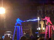 Combattre avec bobines Tesla façon Darth Sidious