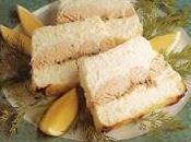 Terrine brochet saumon