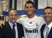 Cristiano Ronaldo Rencontre avec président PSG… pour rafraichir image
