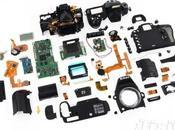 Reflex Nikon D600, est-il facile démonter