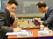 Échecs Bucarest Caruana Ivanchuk 14h30