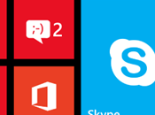 Skype disponible pour Windows Phone