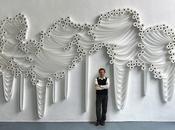 """Trans-Layers"" interprétation poétique objets quotidien série Şakir Gökçebağ Installation"