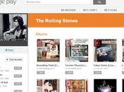 Google Play Music disponible Europe