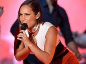 "Photos Alicia Keys ""Vivement Dimanche"""