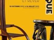 Design Afrique S'asseoir, coucher rêver jusqu'au juillet 2013