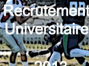 Lancement officiel page recrutement 2013