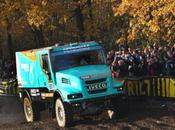 Dakar 2013: Tour chauffe Eindhoven