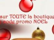 Promo Noël: réduction canevas échevettes avec code NOEL!