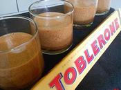 Mousses toblerone