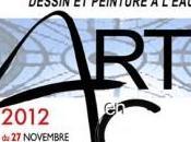 novembre décembre 2012, artistes exposent dans cadre d'Art Capital sous Grand Palais.