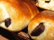 Pains chocolat briochés