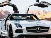Mercedes-Benz Black Series 2014 n'en jetez plus, cour pleine