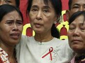 Aung nommée ambassadrice mondiale l'ONUSIDA