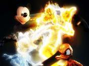 mashup Disney/Marvel