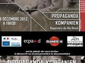 """ECPAD Avant-première documentaire """"Propaganda Kompanien"""", décembre l'École militaire"""