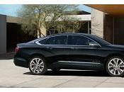 Chevrolet Impala 2014 améliorée plus contemporaine