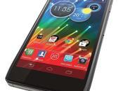 Motorola jour Razr chez rend compatible
