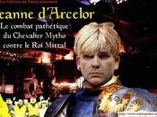 Arnaud Montebourg joue Jeanne d'Arcelor contre Mittal