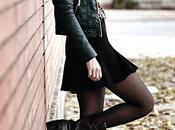 Femme cuir