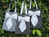 Polka dots, vichy petites fleurs noir blanc