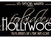 """""""Forbidden Hollywood"""" DVD/""""Trésors Warner"""" films inédits (pré-Code Hays) décembre"""