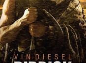 première affiche pour Riddick