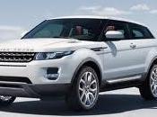 Range Rover Evoque voiture féminine cette année!