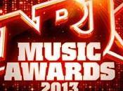 Music Awards 2013: liste définitive nominés