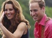 prince William épouse Kate attendent enfant
